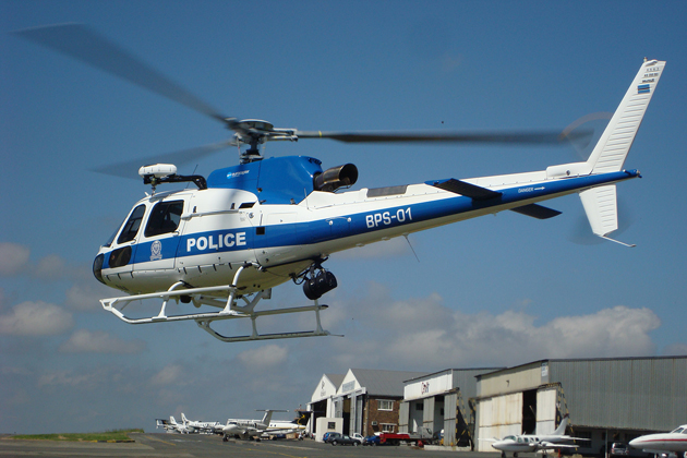 Botswana Police Service orders AS350 B3e helicopters