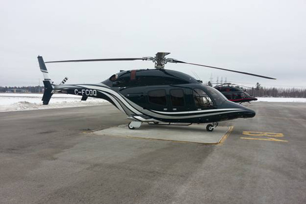 First Bell 429WLG delivered in North America