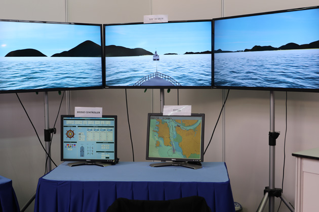LIMA 2015: Altriz develops new simulator for Malaysian navy