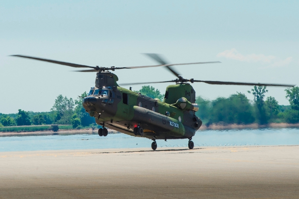 US considers CH-47F sale to Netherlands