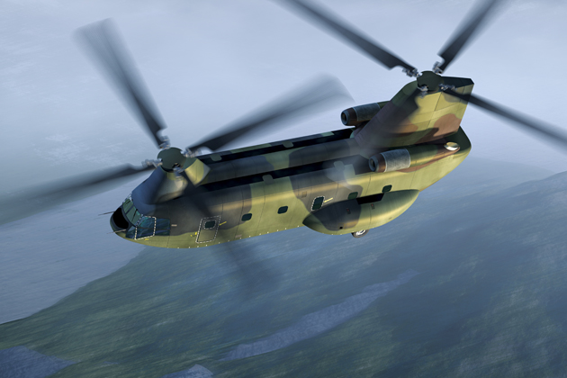ILA 2012: Eurocopter carrying out risk-reduction research on Future Transport Helicopter