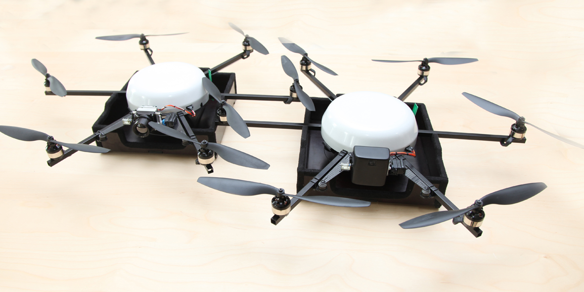 Zala announces development of new small VTOL UAV