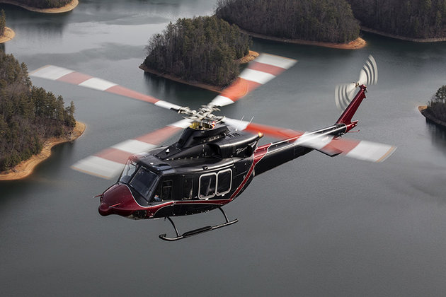 Canadian Coast Guard orders seven Bell 412EPIs