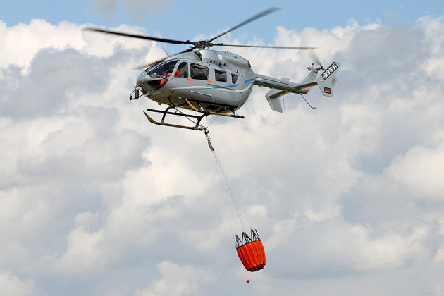 New EC145 version receives EASA type certificate