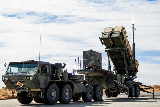 Raytheon announces Patriot system order