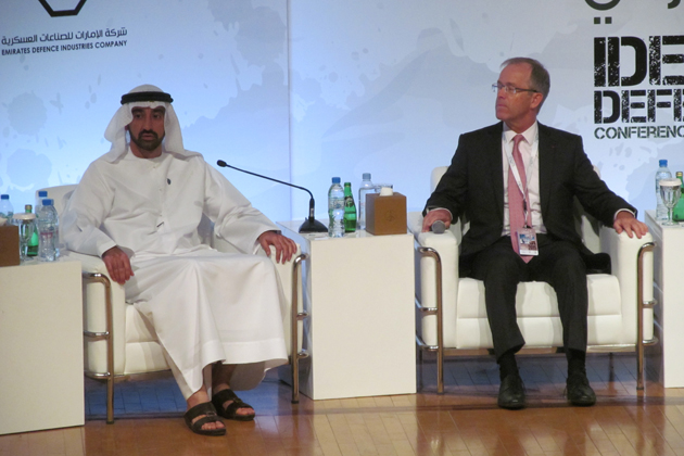 IDEX 2015: UAE defence dependence to end