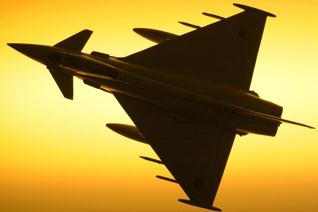 Cassidian to deliver encryption technology for Eurofighter