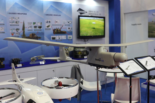 LIMA 2015: Uconsystem launches UAV drive in Asia