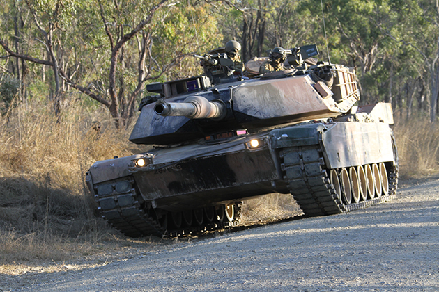 TAE wins Abrams engine maintenance contract in Australia