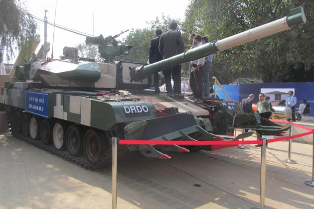 India's medium tank won't clash with Arjun