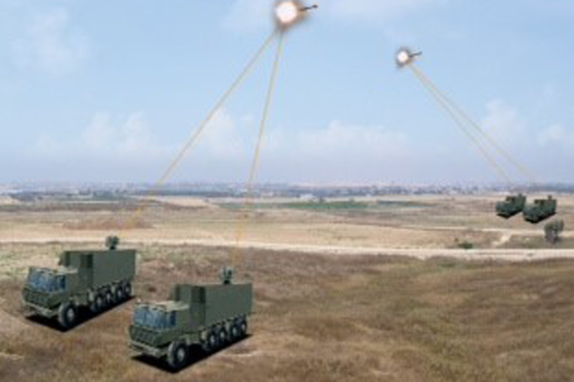 SGA14: Rafael introduces Iron Beam laser weapon system