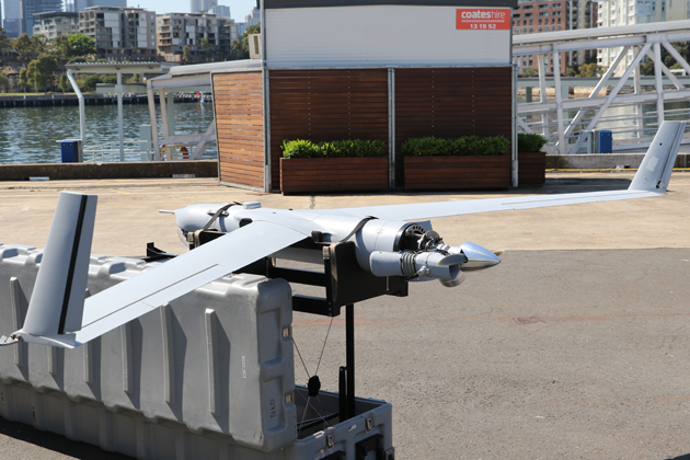 Australian navy lays out UAV pathway