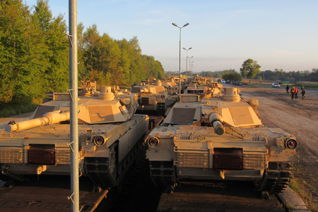 Operation Atlantic Resolve to train Polish Army