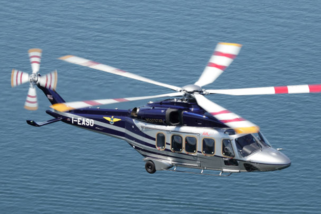 Weststar operates Asia's first AW189