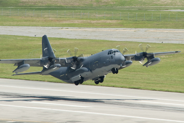 Farnborough 2012: AFSOC begins gunship conversions