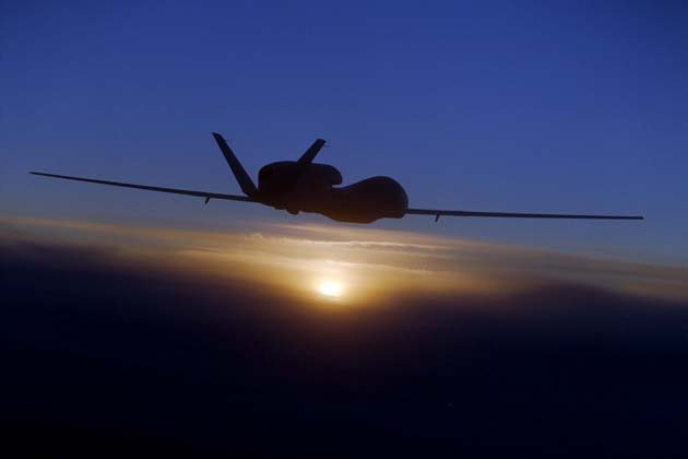 Raytheon to deliver Korean Global Hawk ground segments