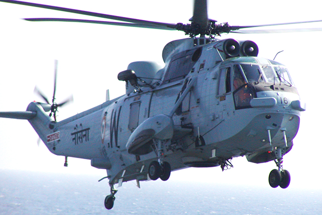 Indian Navy MRH – will it, won't it?