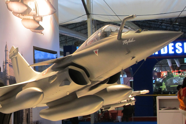 India fast tracks Rafale purchase