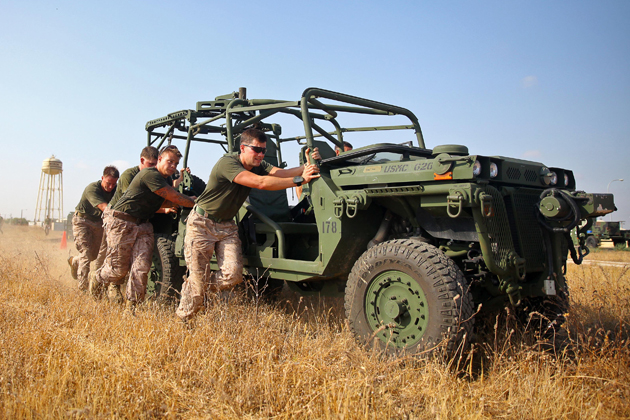 USMC considers ATVs for ITV replacement