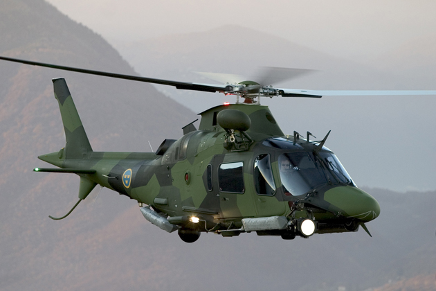 Turbomeca, Saab sign A109 LUH contract