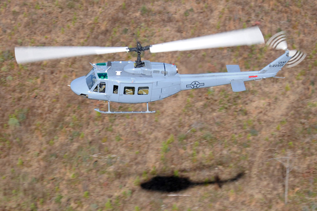 US Air Force issues RfI for UH-1H life extension