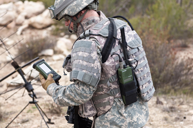 NATO country to receive Falcon III tactical radios