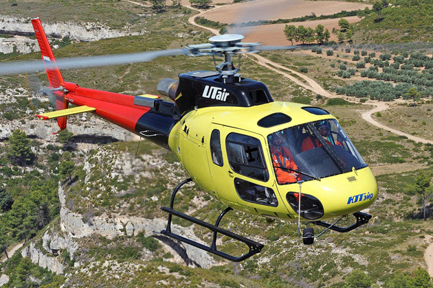 UTair gains Western funding for AS350/355 purchase