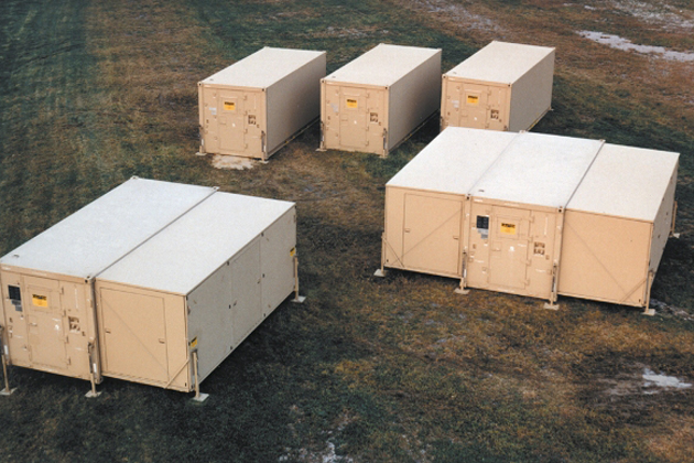 General Dynamics awarded contract for mobile shelter units