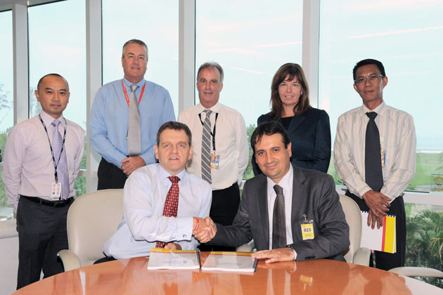 AgustaWestland announces Brunei Shell Petroleum order