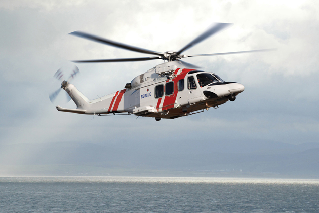 Seven AW139s for Swedish Maritime Administration