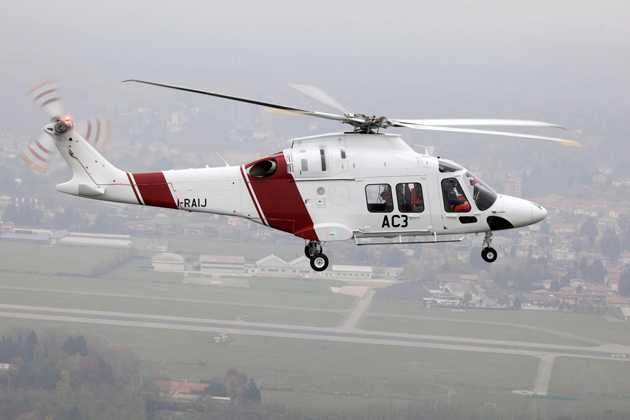 AW169 continues successful flight test programme
