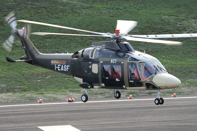 AW169 makes maiden flight
