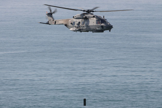 AgustaWestland and Italian Navy sign contract