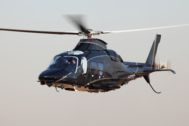 Naviera Mistral SA selects GrandNew helicopter