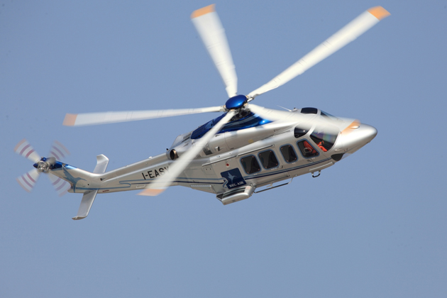 Bel Air receives second AW139 helicopter