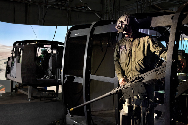 ITEC 2012: EDA training programme prepares international crews for Afghanistan