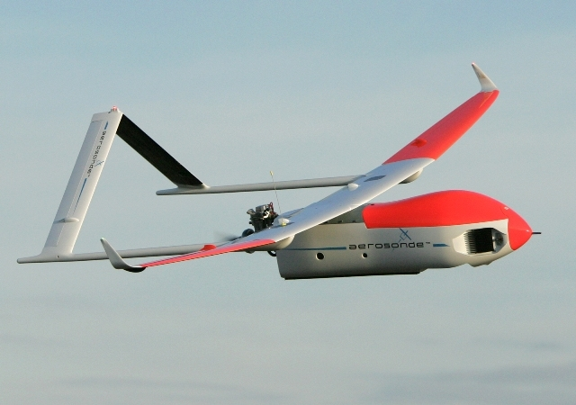 Volz Servos announces Aerosonde contract