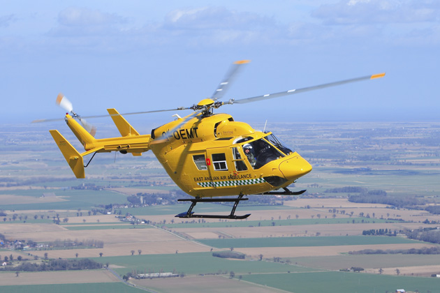 UK air ambulance awards seven-year contract to Bond