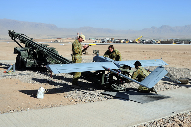 UV-Pacific 2012: Australia mulls lessons of Shadow procurement