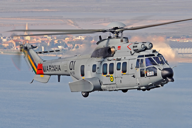 Cassidian teams with ATECH on Brazilian EC725s