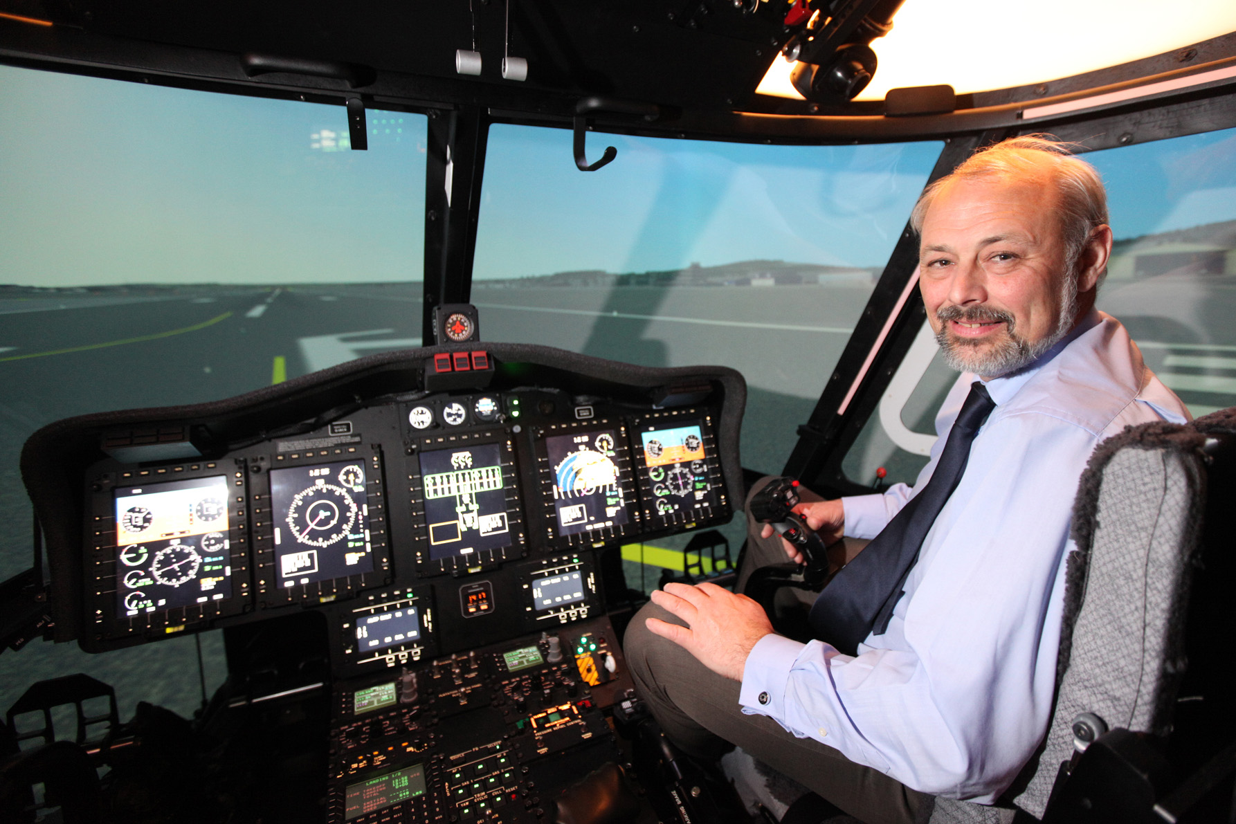 Bristow Helicopters buys new simulator