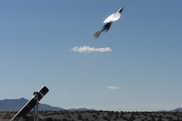 Eurosatory 2012: Textron progressing with munition UAV