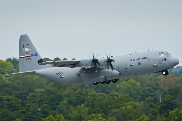 Thrane & Thrane chosen for C-130J Hercules communication upgrades