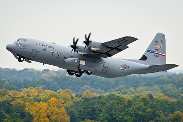 250th C-130J Super Hercules delivered