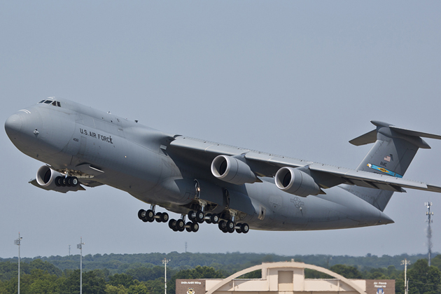 Fifth C-5M Super Galaxy delivered to USAF