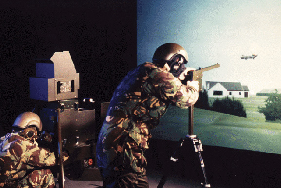 ITEC 2012: Sim specialist highlights virtual reality deficiencies