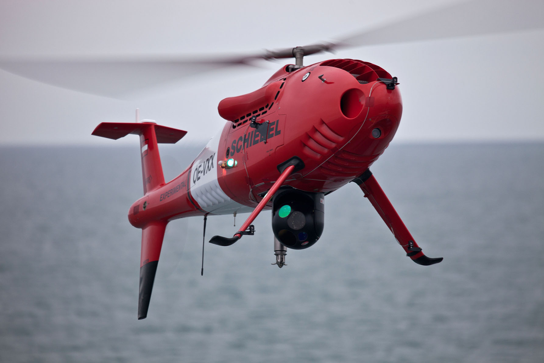 Camcopter S-100 completes French Navy trials