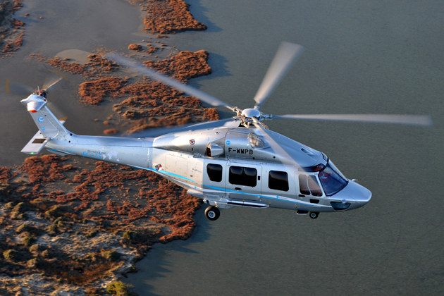 Heli-Expo 2012: NHV invests heavily in Eurocopter