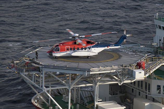 CHC Helikopter Service recieve $800 million contract from Statoil