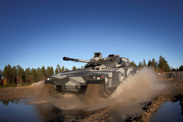 BAE Systems wins Norwegian CV90 contract